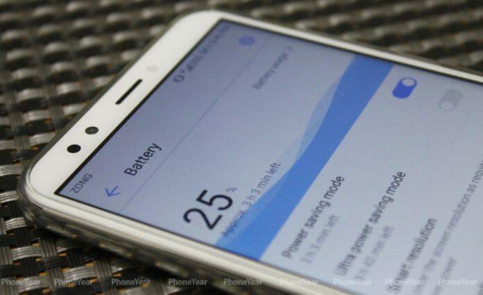Extend Smartphone Battery Life