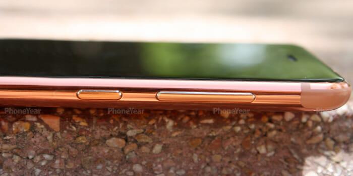 Nokia 8 power key