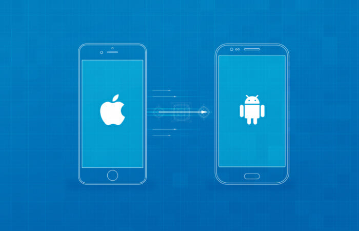 Transfer Contacts from ios to android