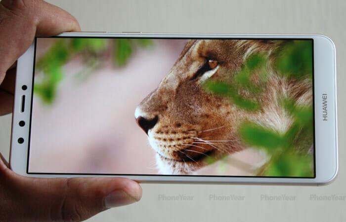 Huawei Y9 2018 Display