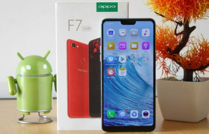 Oppo F7 Feature image