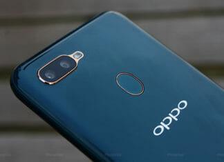 OPPO A7 Camera