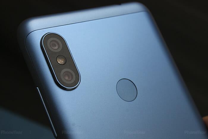 Xiaomi Redmi Note 6 pro camera