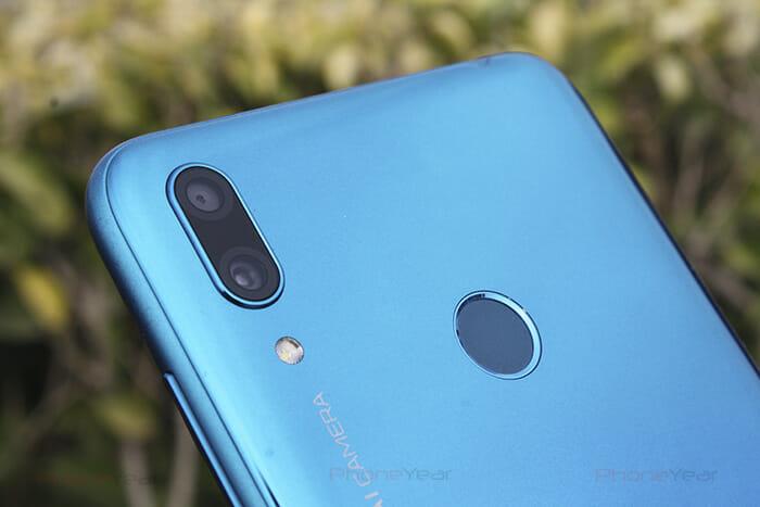 Huawei y7 Prime 2019 camera