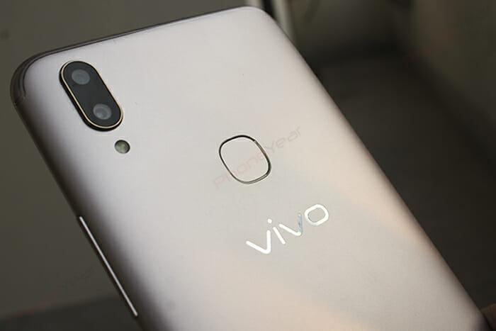 Vivo V9 Camera