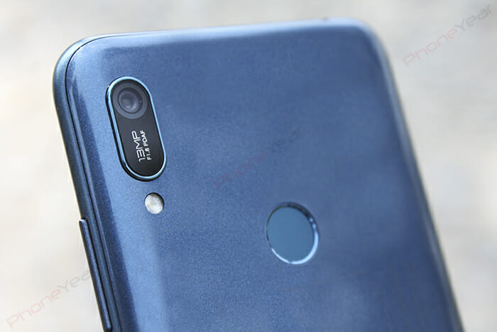 Huawei Y6 Prime 2019 camera
