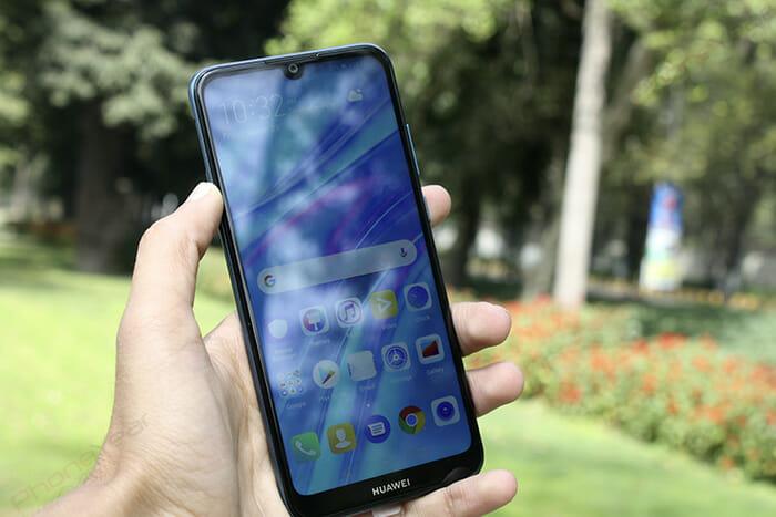 Huawei Y6 Prime 2019 display