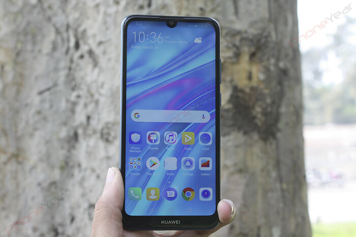 Huawei Y6 Prime 2019 feature