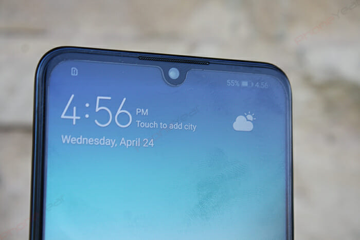 Huawei P30 Lite Notch display