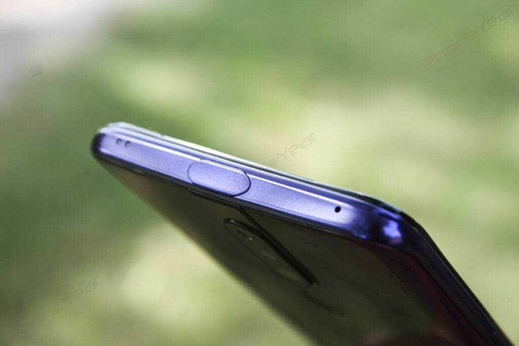 Oppo F11 Pro Mic on TOp
