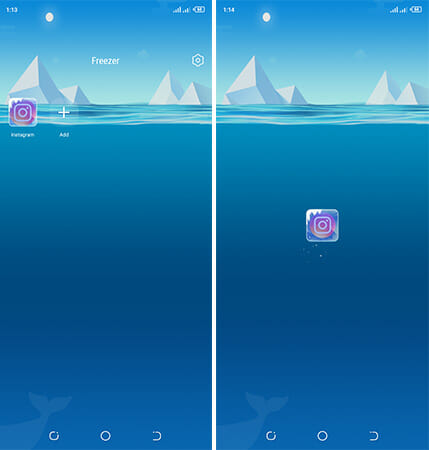 tecno Camon i4 Freeze Apps