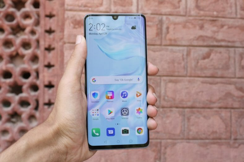 Huawei P30 Pro android ban
