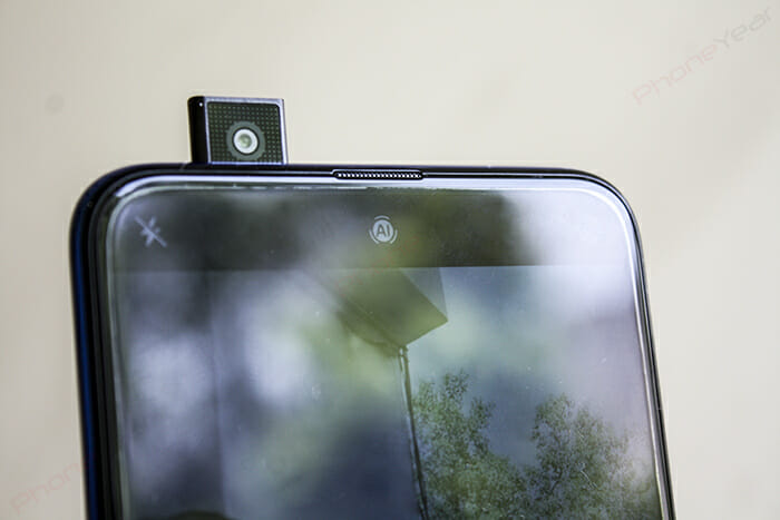 Huawei Y9 Prime 2019 pop-up camera