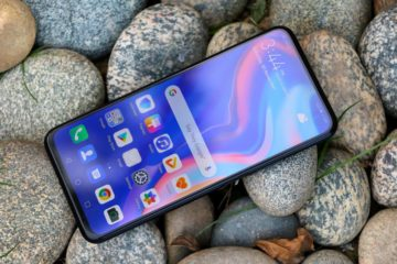 Huawei Y9s review and test