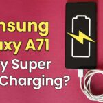 Samsung Galaxy A71 Battery Test