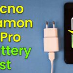 Tecno Camon 15 Pro Battery Test