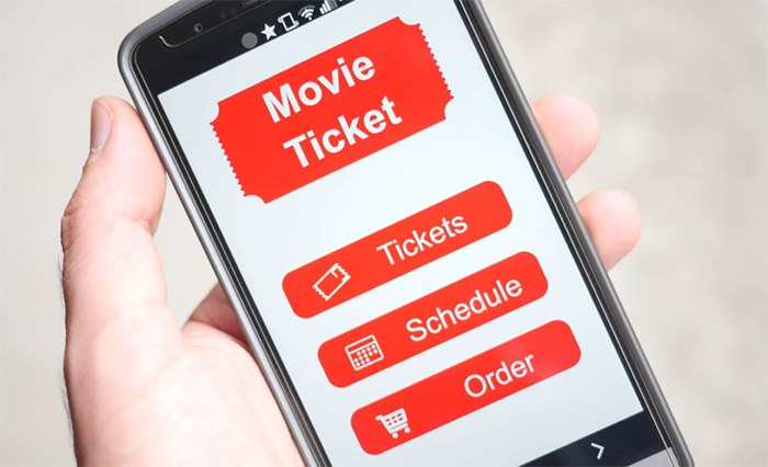 Buying Tickets through Mobile Apps
