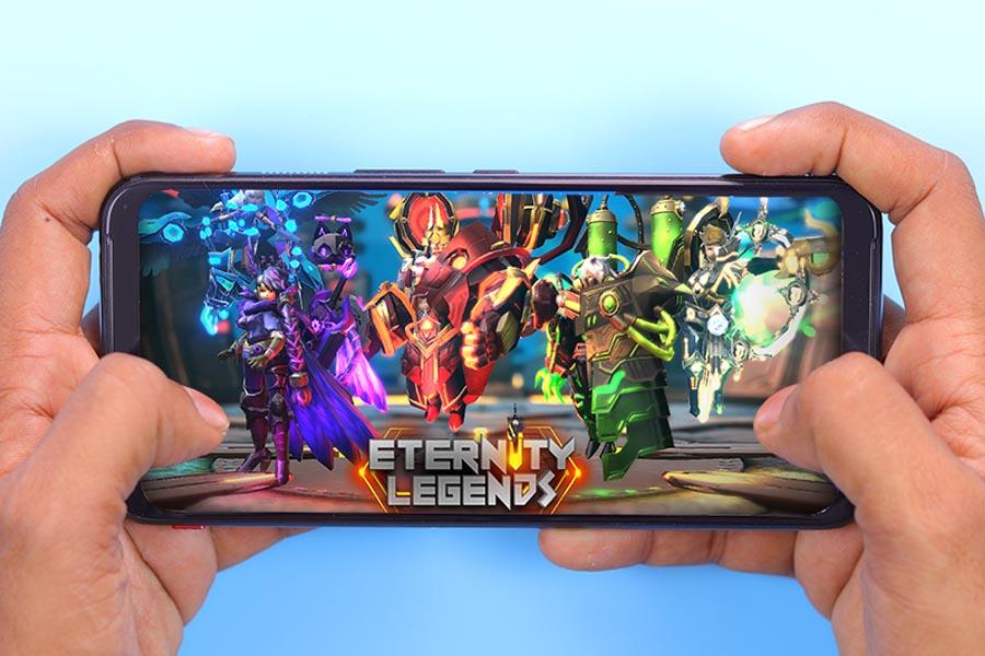 free offline game eternity legends