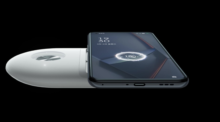 Oppo Ace2 40W fast charging